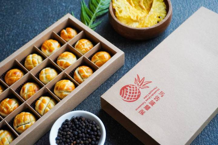 太魯閣晶英酒店風格選物線上開賣  馬告菠蘿酥首波開賣引起關注 @YA !野旅行-吃喝玩樂全都錄