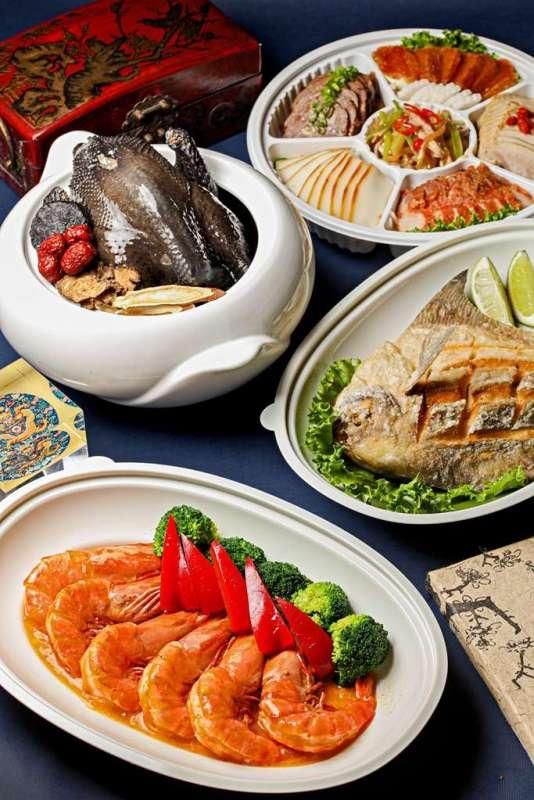 端午安心宅在家 晶華五星佳餚與手工包粽送到府 @YA !野旅行-吃喝玩樂全都錄