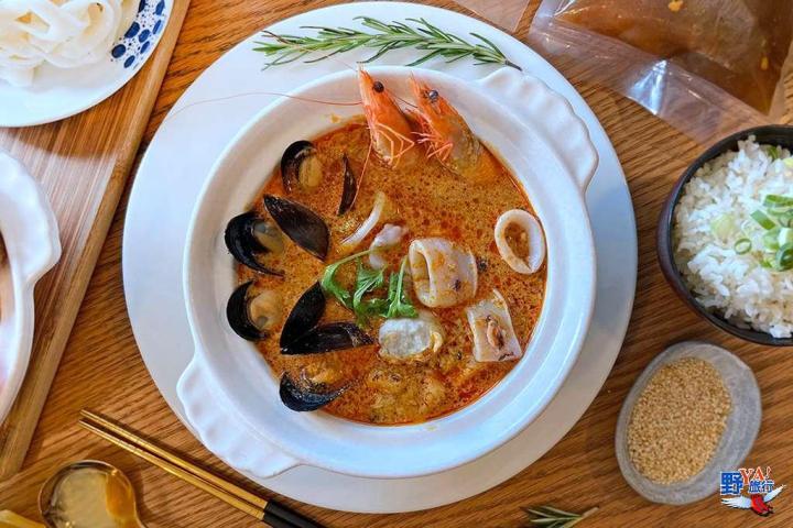 高雄英迪格推「新馬叻沙調理包」  輕鬆煮出南洋味 @YA !野旅行-吃喝玩樂全都錄
