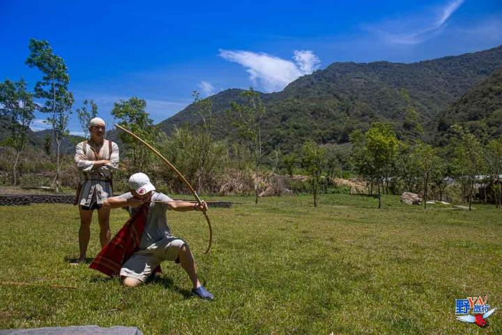 走跳南投跟著蝴蝶去旅行 @YA !野旅行-玩樂全世界
