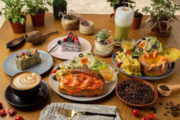 GOMAJI推出美食x花藝套餐 讓無趣日子立刻鮮活起來 @YA !野旅行-吃喝玩樂全都錄