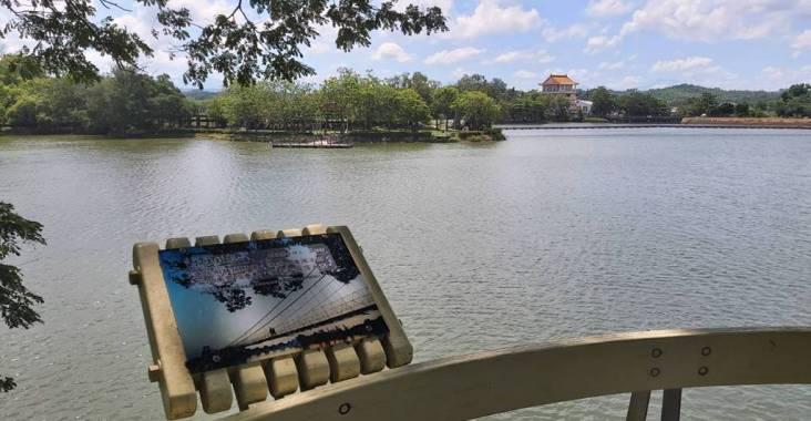 尋找虎頭埤內的「虎埤八景」,來趟第一水庫文青深度遊 @YA !野旅行-吃喝玩樂全都錄