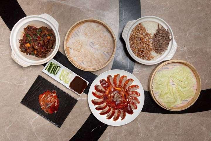 華國微解封潮廣烤鴨美味開市 烤鴨升級四吃美味 外賣單點享85折 @YA !野旅行-吃喝玩樂全都錄