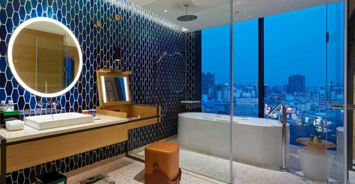 高雄英迪格「安心防疫住宿買一送一」  台幣2,000元起入住超豪華浴缸房 @YA !野旅行-吃喝玩樂全都錄