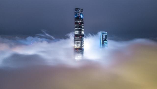 全球最高!上海中心J酒店正式開業 @YA !野旅行-吃喝玩樂全都錄