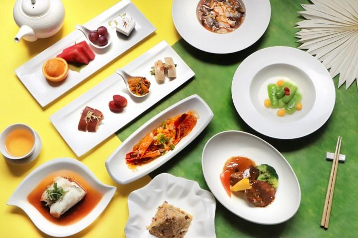 回『家』真好 歡迎回『家』  板橋凱撒家宴中餐廳 個人精緻套餐美饌 @YA !野旅行-吃喝玩樂全都錄
