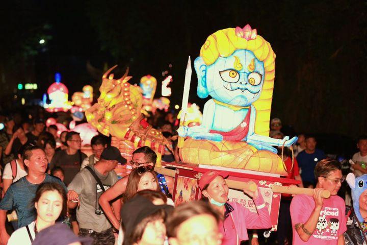 2021臺南關子嶺溫泉美食節9月18日登場  首波開放一年一度火王爺燈車夜巡線上報名 @YA !野旅行-吃喝玩樂全都錄