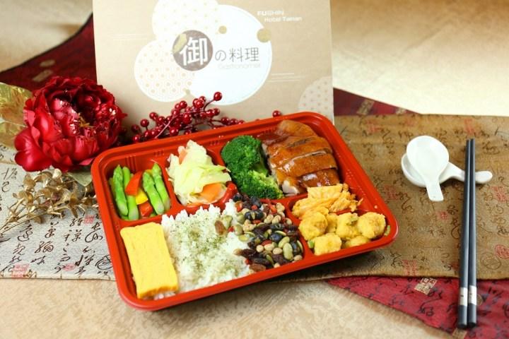 「台南山珍x海味特色便當」便當也能吃出儀式感 @YA !野旅行-吃喝玩樂全都錄