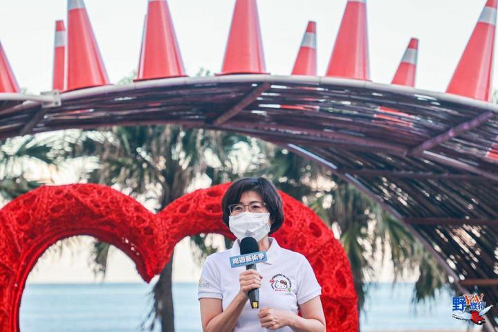 2021南迴藝術季驚豔開展,打造臺東大美術館 @YA !野旅行-吃喝玩樂全都錄