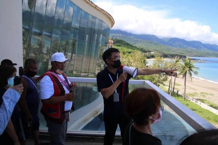 打開杉原 透明公開建構臺東海域新未來 打造台灣東海岸最耀眼的「閃閃發光之地」。 @YA !野旅行-吃喝玩樂全都錄