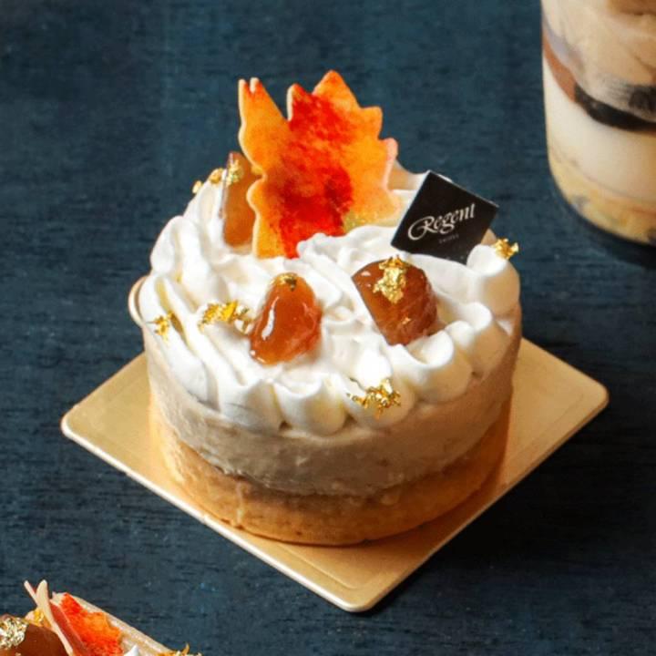 「栗」秋品美點 晶華推出「法國香栗甜點季」 @YA !野旅行-吃喝玩樂全都錄