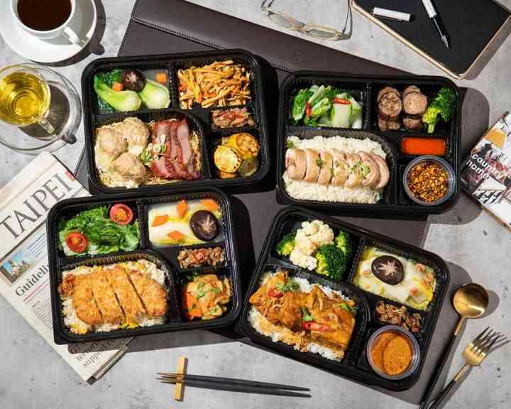 香格里拉美食集線上商店+外帶餐車  宅食新經濟 台北遠東香格里拉一站式包辦三餐 @YA !野旅行-吃喝玩樂全都錄