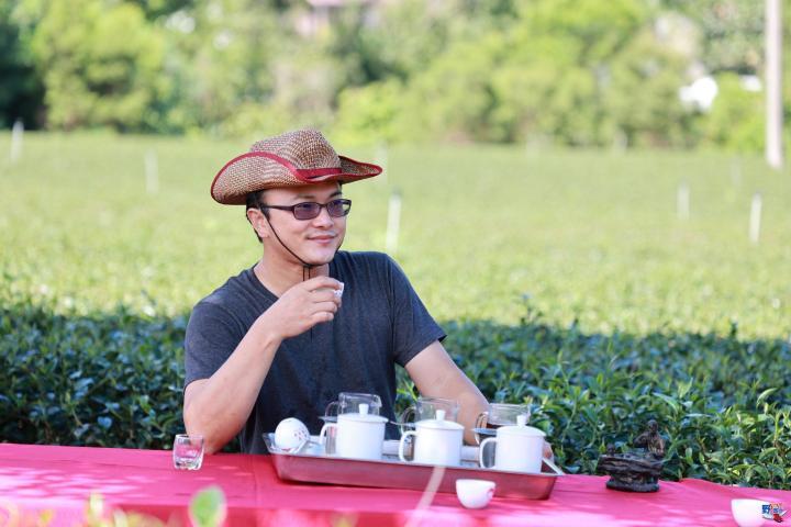採茶品茗做蛋捲 佳芳有機茶園茶農體驗 @YA !野旅行-吃喝玩樂全都錄