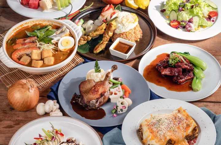 台南大員皇冠假日酒店 元素餐廳重啟半自助式餐  現點現做主餐、輕食自助吧專人服務 週末限定 @YA !野旅行-吃喝玩樂全都錄