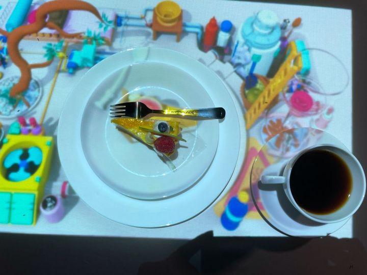 10月2日星空喫茶咖啡派對 火王爺化身小廚師動畫上菜  關子嶺溫泉區今晚「啡」常有趣! @YA !野旅行-吃喝玩樂全都錄