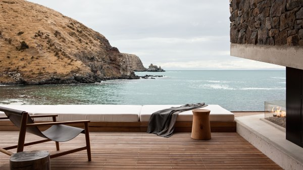 Seascape Retreat, New Zealand