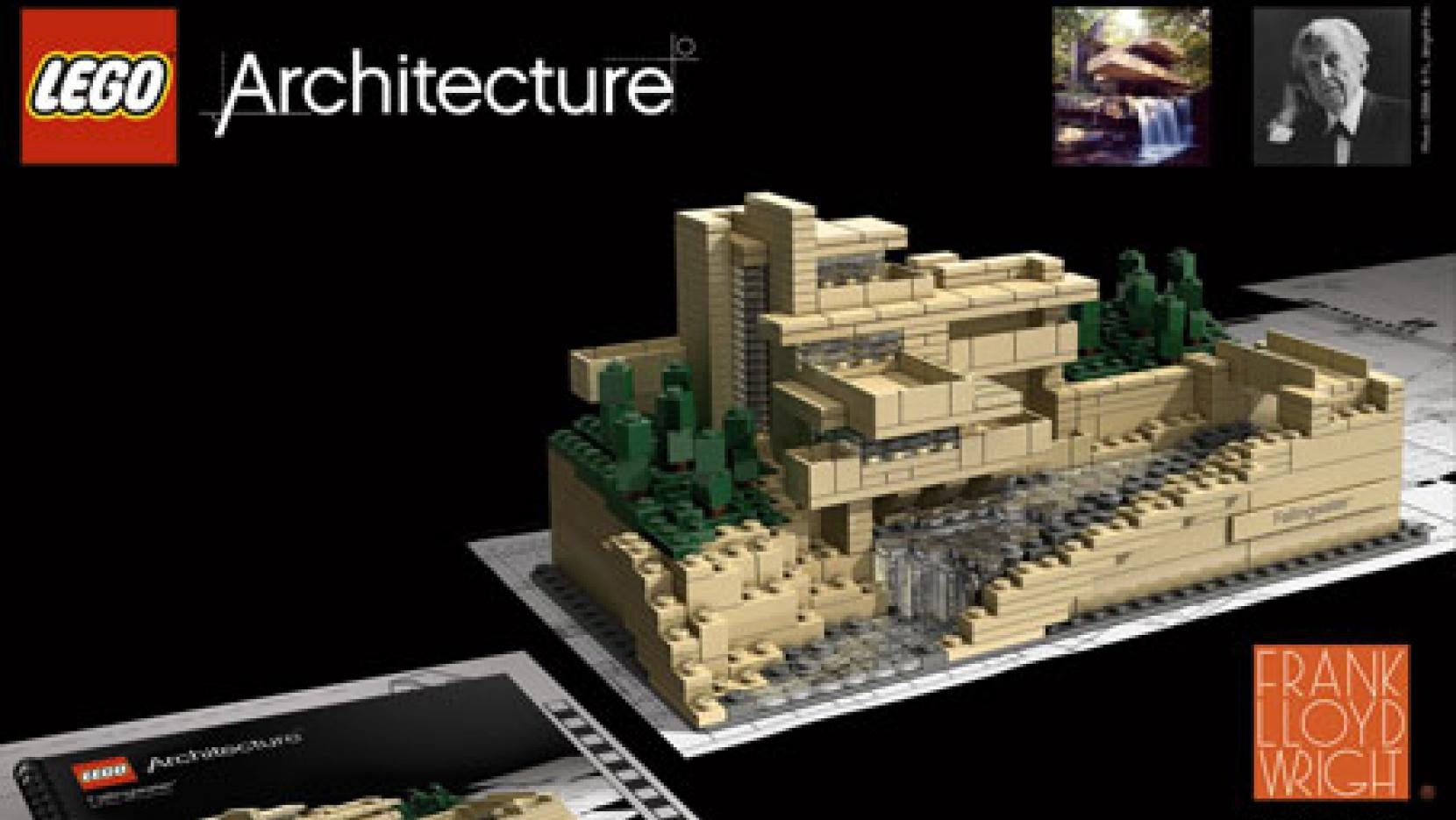 Frank Lloyd Wright S Lego Architecture Sets Yatzer