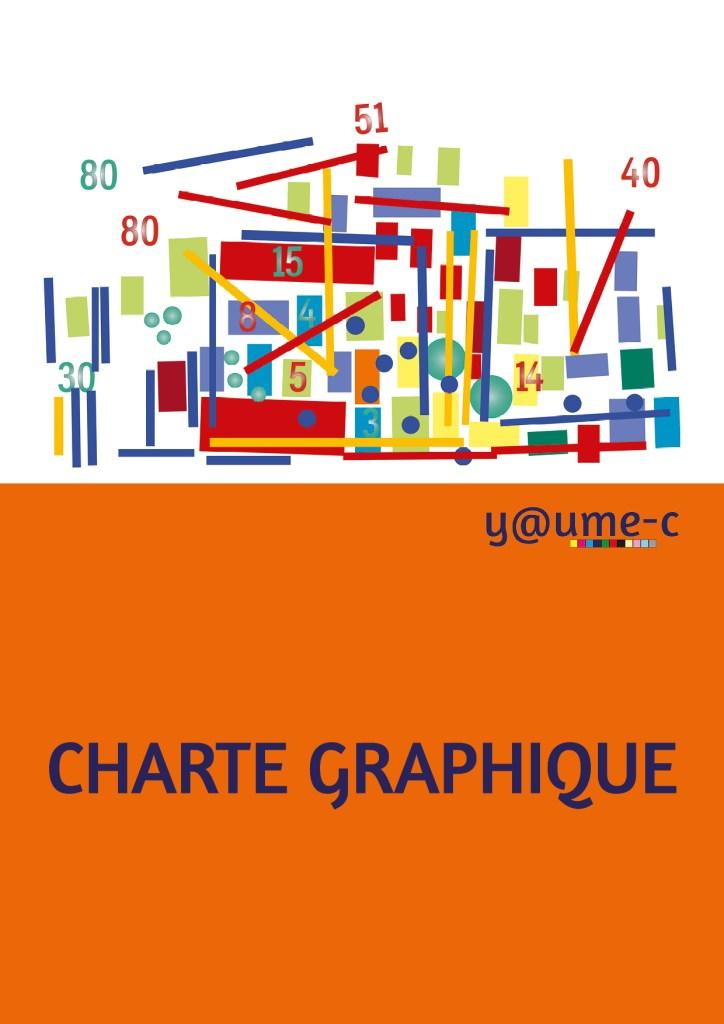 Ma charte graphique : couverture