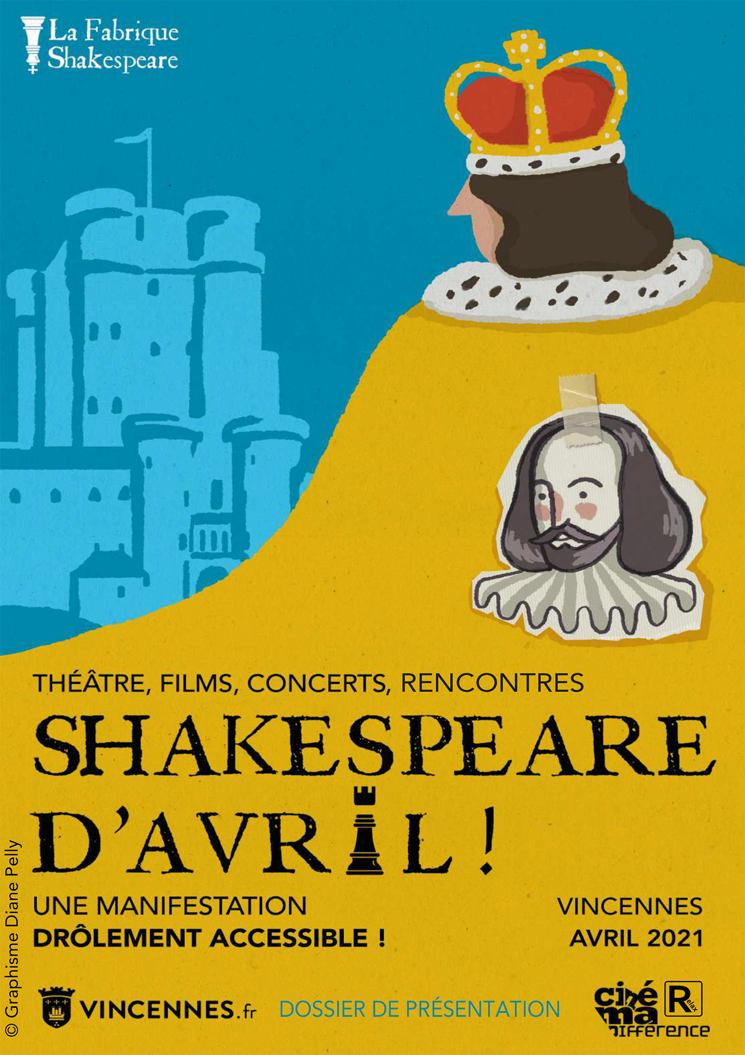 Dossier Shakespeare d'avril