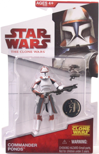 Star Wars The Clone Wars Clone Commander Fox