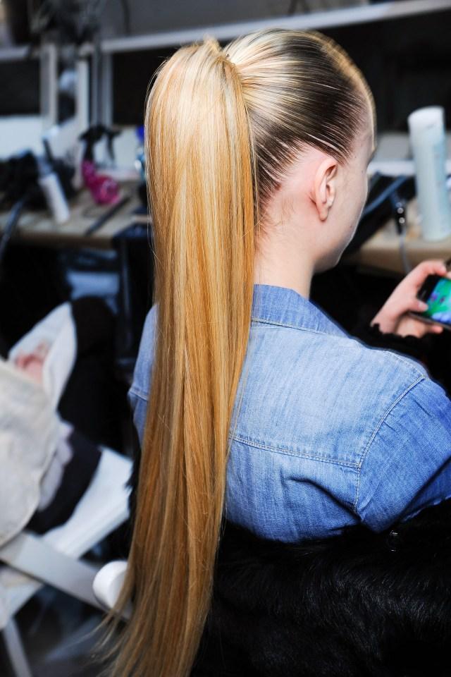 Как можно подстричься на длинные волосы