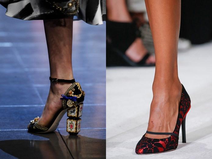 Модная обувь 2016 фото новинки