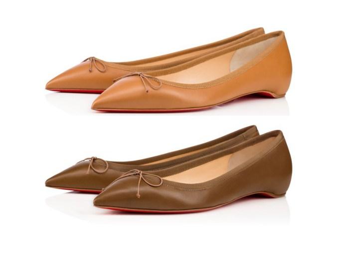 Легендарный дизайнер обуви Кристиан Лубутен снова удивил мир, представил новую интересную новинку - туфли в стиле nude.