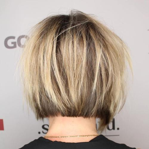 styling haircuts with a volume of 2019