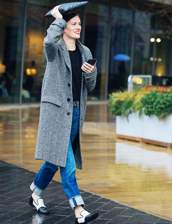 Outfits for rainy weather 7