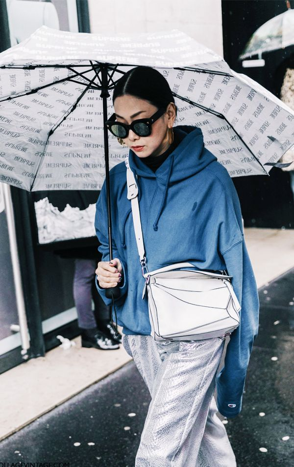 Outfits for rainy weather 8