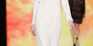 Белое платье 2018 (18 модных фото)