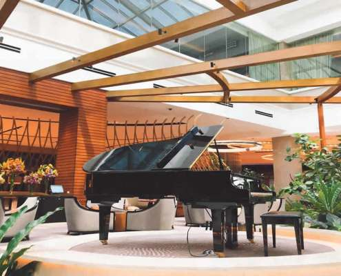 Piyano nakliyesi taşıması