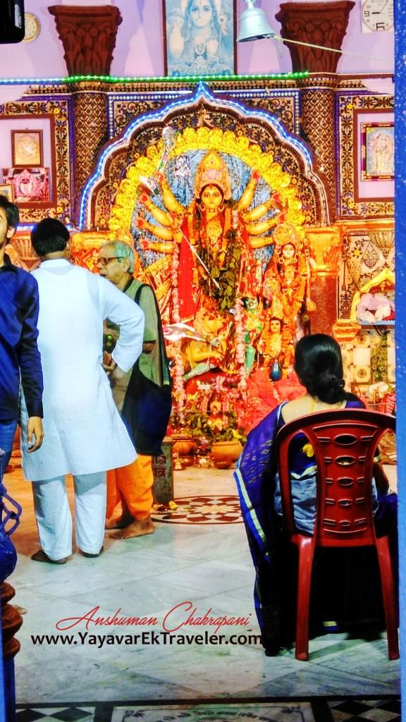 Kalibari Durga
