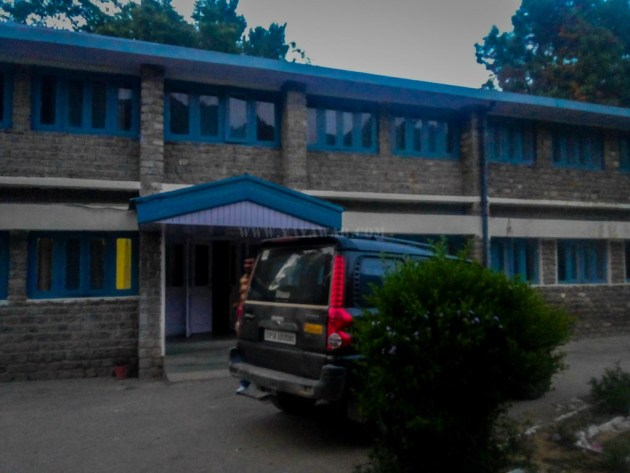 Rohru HP PWD Rest House