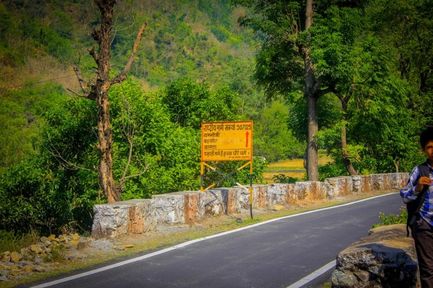 That's the way to Yamunotri