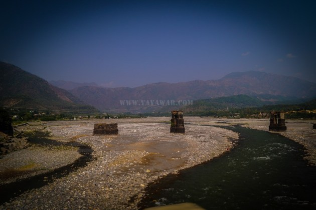 Tons and Yamuna at Kalsi