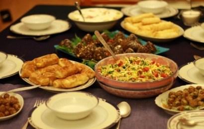 Ramazan Ayında Kilo Almamanız için Öneriler 'Ramazan diyeti'