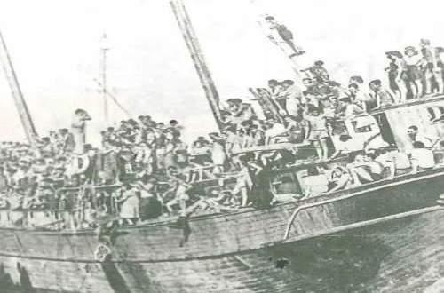 Batan Tek Gemi Struma Değildi Serdar Hakyemezoğlu