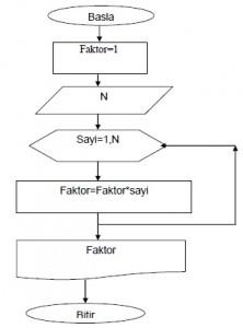 Akış Şeması Örnekleri -1