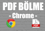 pdf bölme