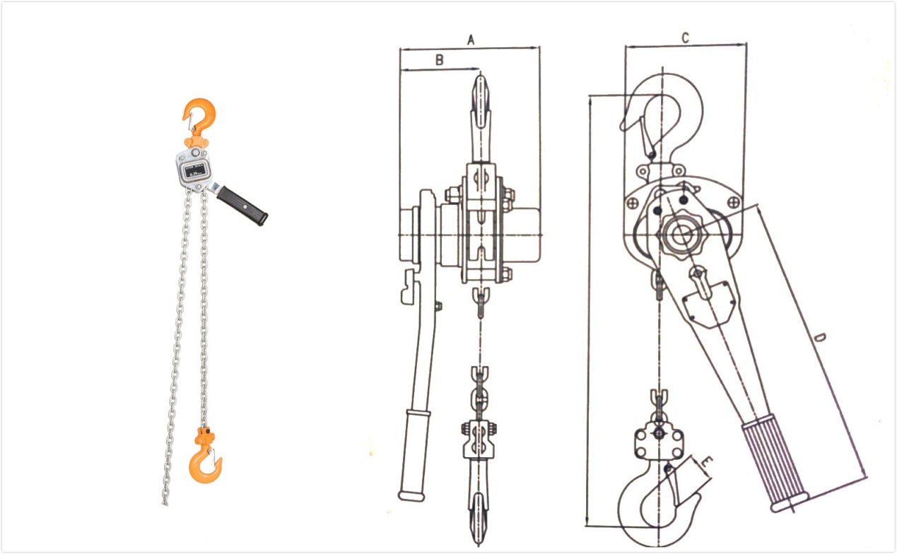 Lever Block Chain Hoist Manufacturers Amp Suppliers