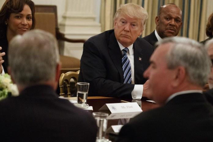 Trump Airline Discussion