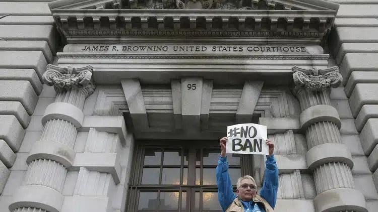 Judges Reject Travel Ban