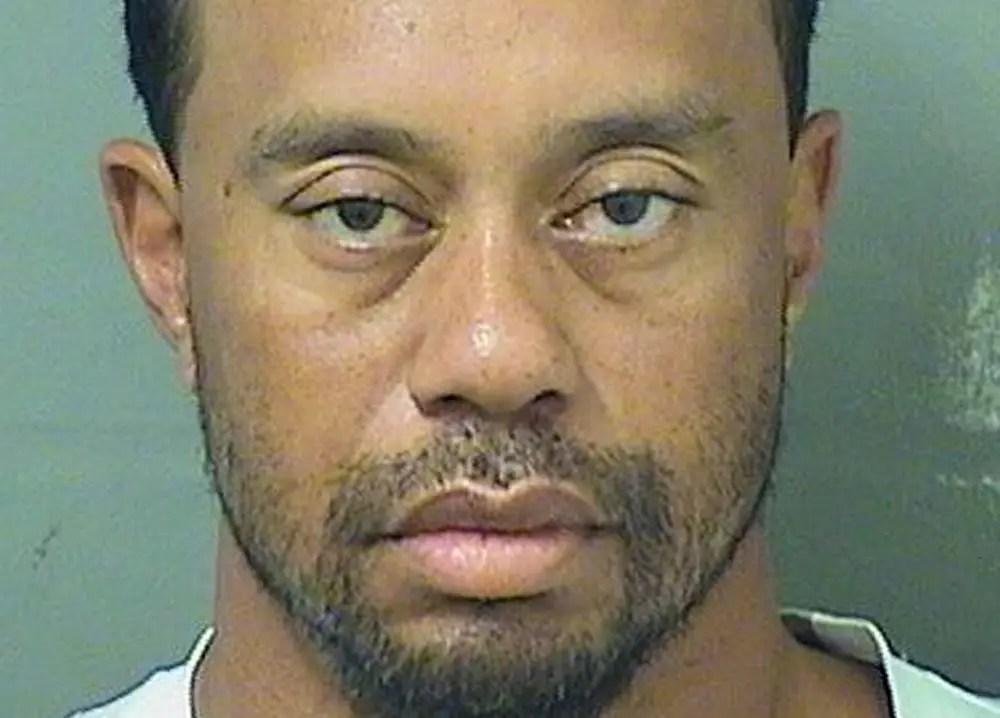 Tiger Wood arrested for Drink-driving