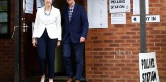 Prime Minister Theresa May - YC