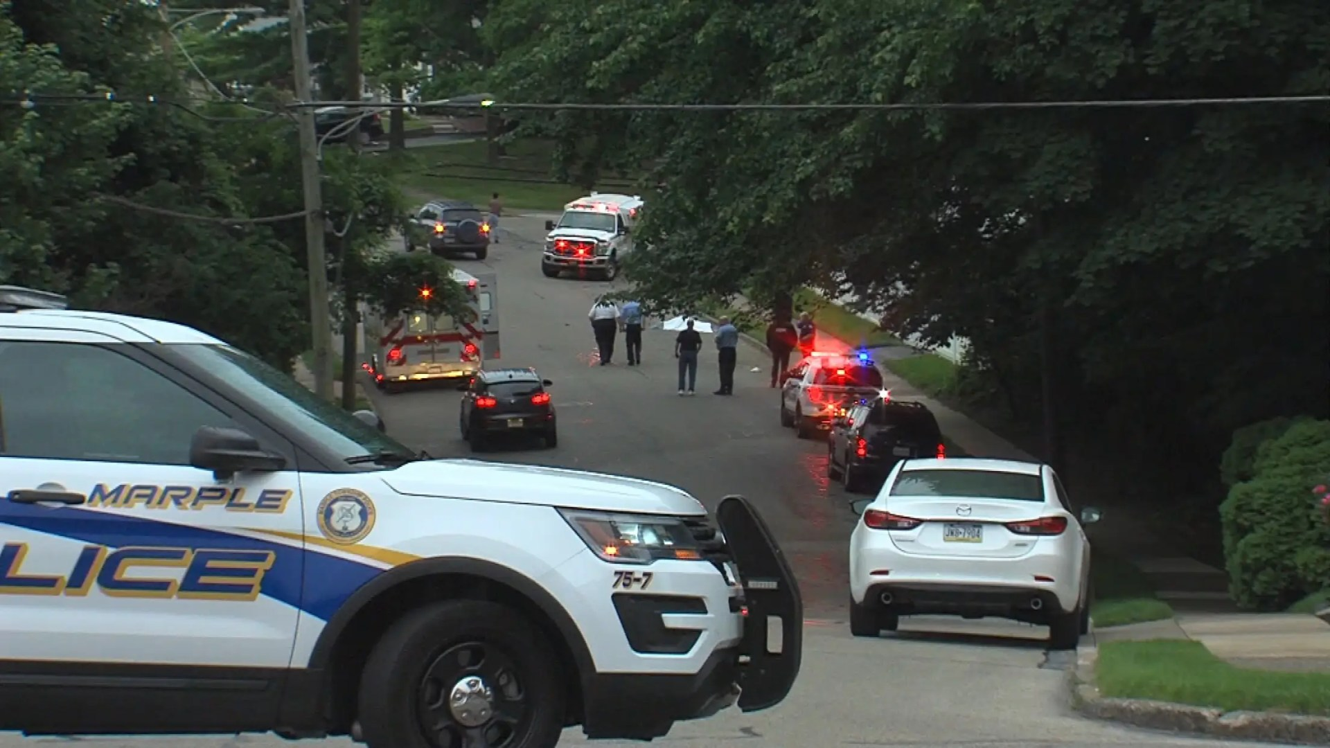 Marple Township Fatal Accident