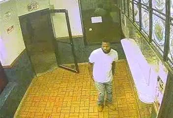 Suspect's photo provided by Colwyn Borough Police/Delaware County Criminal Investigation Division