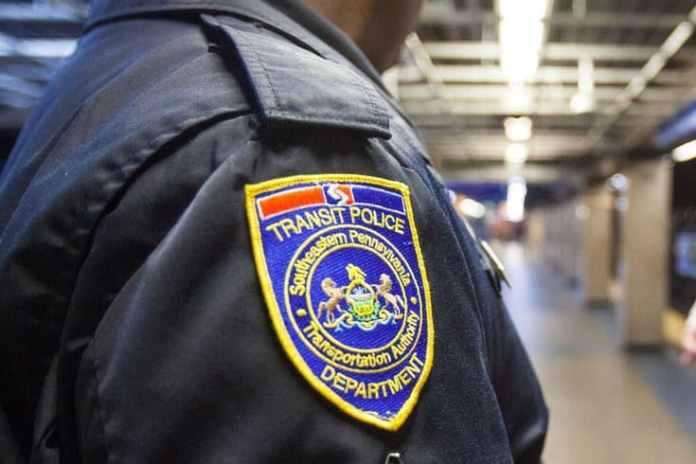 Philadelphia Transit Police (PHOTO: THOM CARROLL/PHILLYVOICE.COM)