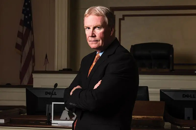 Delaware County District Attorney John