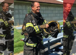 An 11-year veteran of the Philadelphia Fire Department died in the line of duty Saturday.